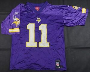 429bfeee Details about Rare Vintage REEBOK Daunte Culpepper Minnesota Vikings NFL  Players Jersey 90s M