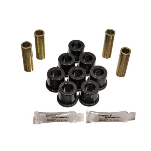 Energy Suspension Control Arm Bushing Kit 7.3105G; Black for Nissan 280ZX