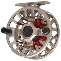$500 Ross F1 1.5 Fly Reel Nickel Silver For 3/4/5 Weight Usa Made-closeout