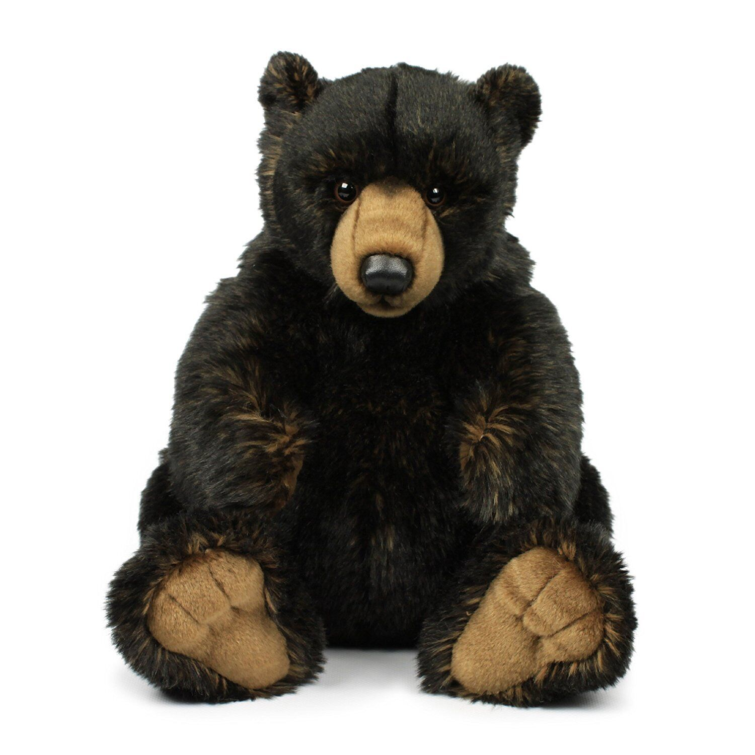 Peluche Orso Grizzly Seduto 32 Cm Peluches WWF PS 09747