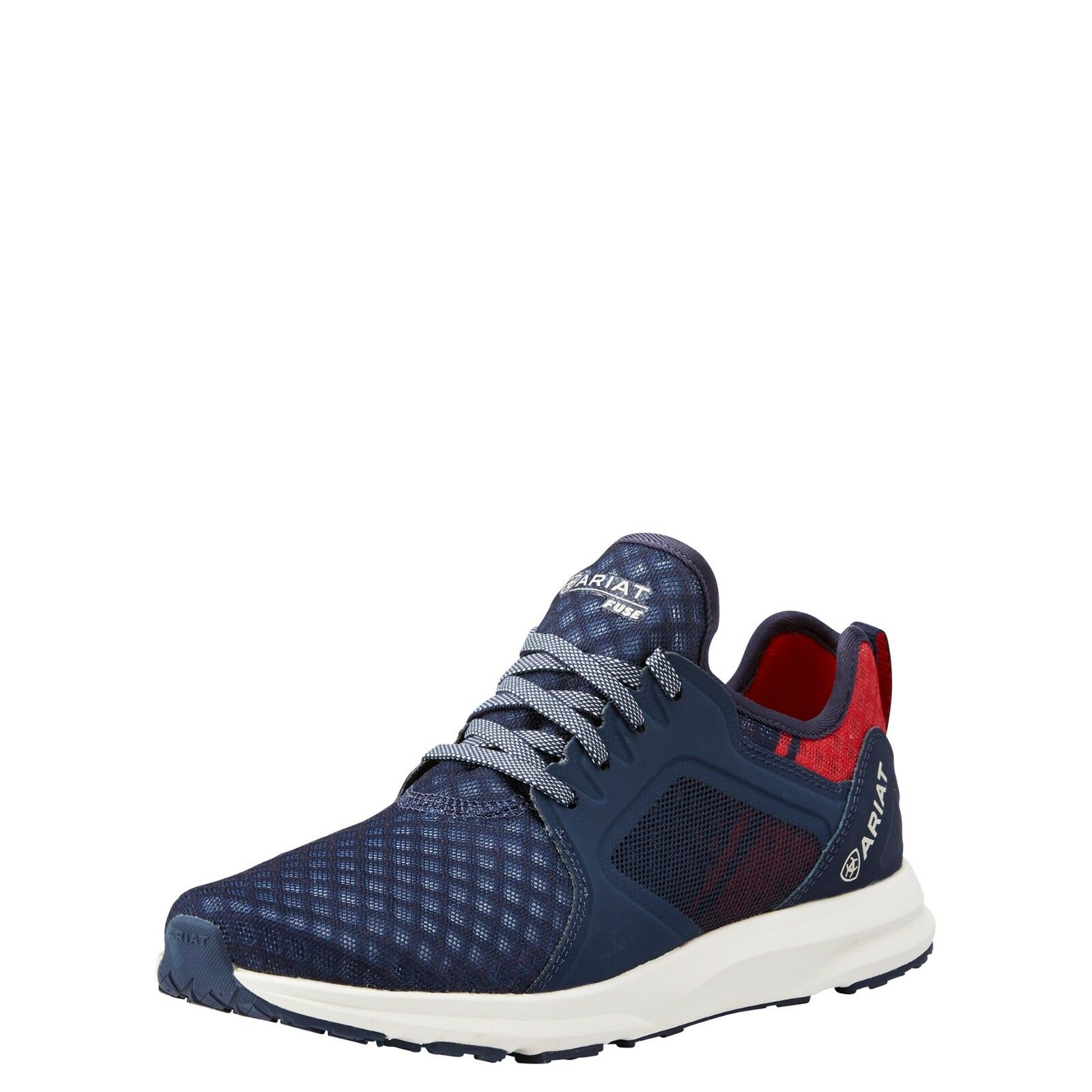 NEW FOR SPRING SUMMER 2018 Ariat Womens Fuse Trainers - Team Navy