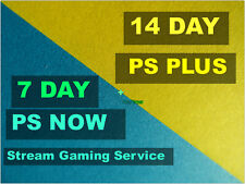 PS PLUS 14 DAY + PS NOW 7 DAY