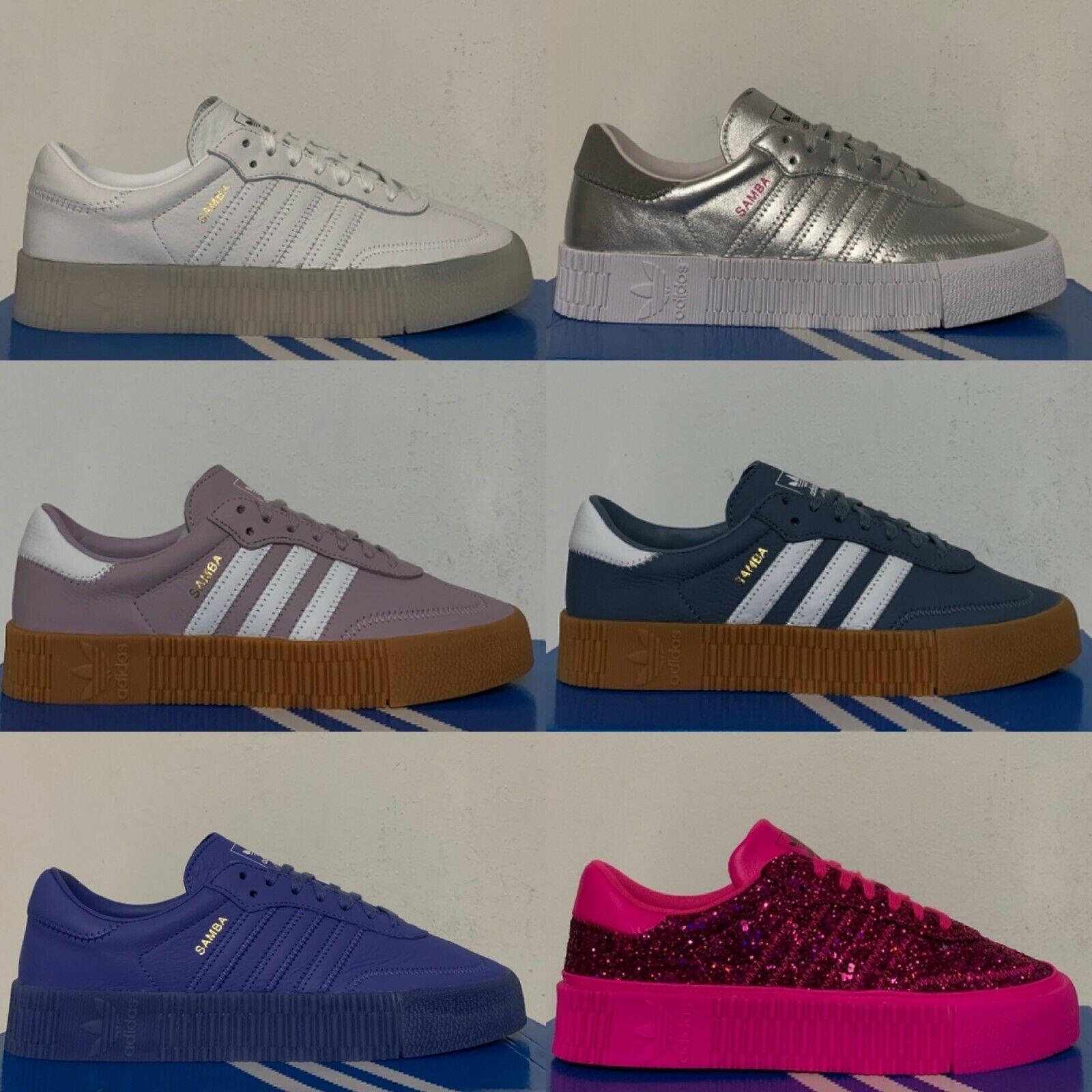 Adidas Originals Sambapink Womens shoes