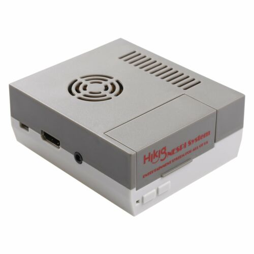 Mini NES Shell with Screws /& Screwdriver NES Case for Raspberry Pi 3 2 and B+