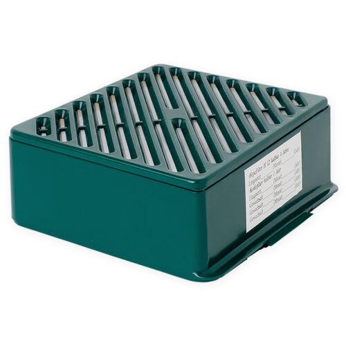 5 filtri di protezione del motore Filtro Compatibile per Vorwerk Tiger 251 252 FILTRO attivo sistema