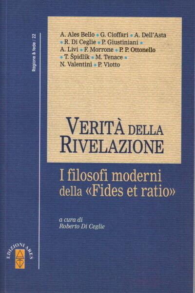 Verità della Rivelazione - AA.VV. (Edizioni Ares)