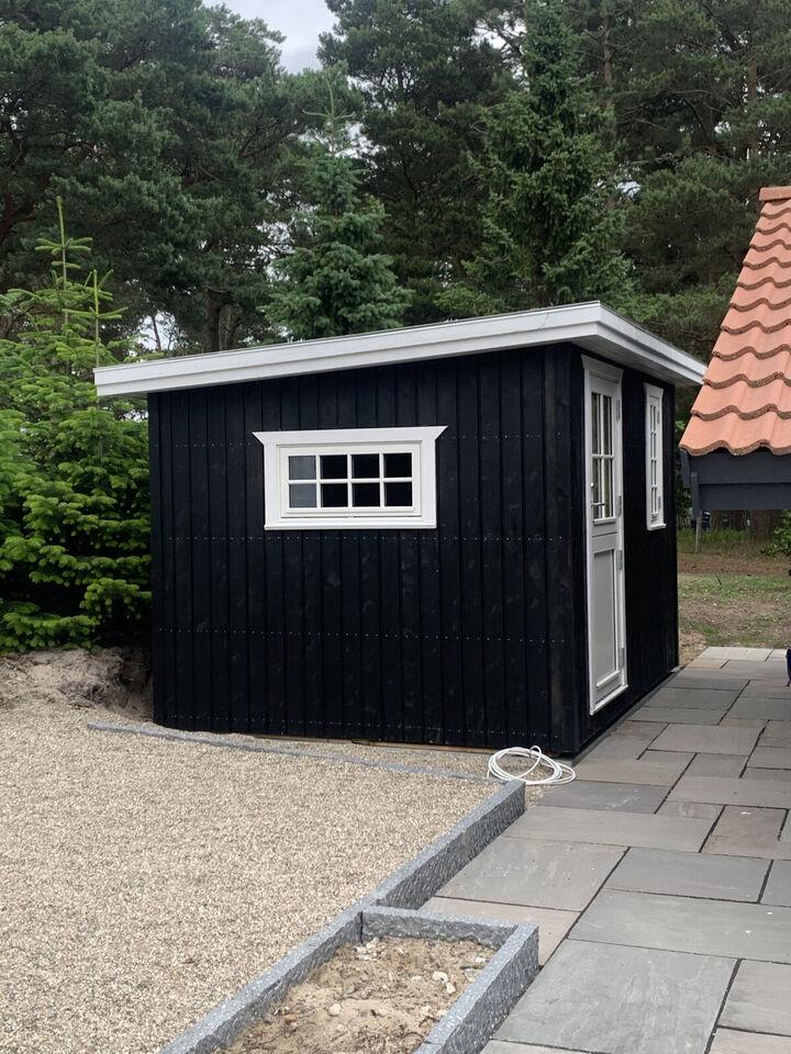 Nyt Kolonhavehus - Gæstehus -  Anneks