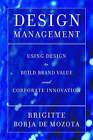 Design Management by Brigitte Borja de  Mozota (Paperback, 2003)