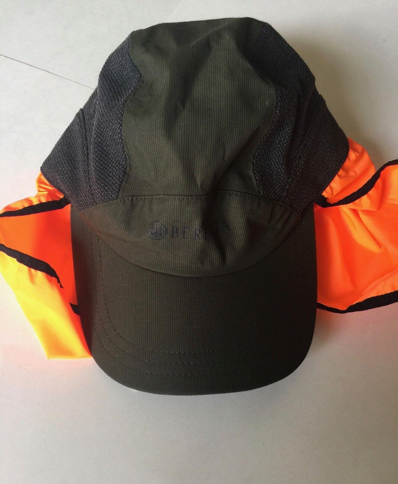 Beretta Thornproof Cap Green and orange BE021T0649077W Men's Size L