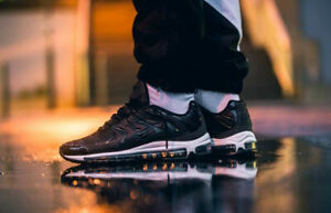 Details about Nike Air Max Plus 97 Hybrid Ultra Sneakers New, Black White Ah8144 001