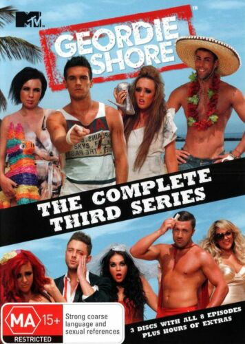 1 of 1 - Geordie Shore Season 3 : NEW DVD