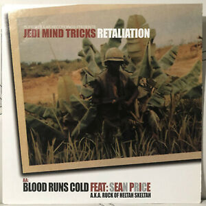 JEDI-MIND-TRICKS-RETALIATION-BLOOD-RUNS-COLD-12-034-2001-RARE-SEAN-PRICE