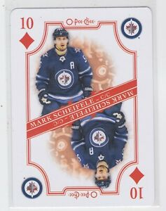 19-20-OPC-MARK-SCHEIFELE-PLAYING-CARD-10D-JETS-FREE-COMBINED-SHIP