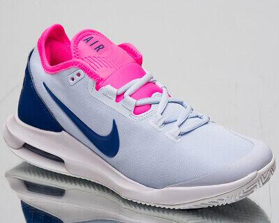 Nike Court Air Max Wildcard Clay Womens New Half Blue Tennis Shoes AO7352 441 | eBay