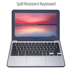 ASUS Chromebook C202SA 11.6 inch (16GB eMMC, Intel Celeron N3060, 1.60GHz, 4GB)
