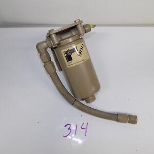 Details about Genuine Cummins M11 Engine Fuel Filter Head 142784 Bracket  3820640 Hose