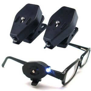 Grip-Clamp-Clip-on-White-Bright-Lamp-Glasses-LED-Light-Reading-Lamp-Rotate