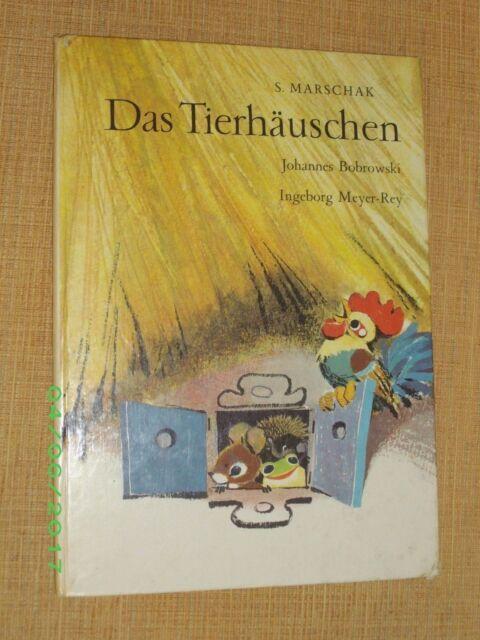 Das Tierhäuschen - DDR-Kinderbuch 1967