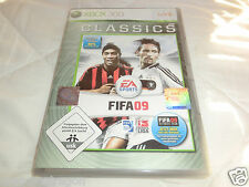 FIFA 09 (Microsoft XBOX 360) Classics Version