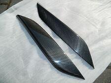 Nissan 350Z Carbon Scheinwerfer Blenden  Scheinwerferblenden Eyelids Eyelid