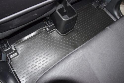 3D TAPPETI TAPPETINI AUTO IN GOMMA PER HYUNDAI ix20 2010-ad oggi