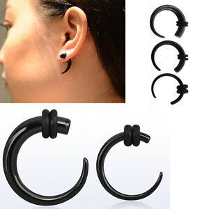 Steel Navel Body Jewelry  Body Jewelry plugs eyelets