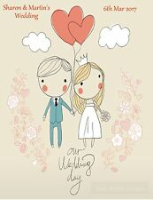 (WP8) A4 or A5 Personalised Wedding Planner / Notebook