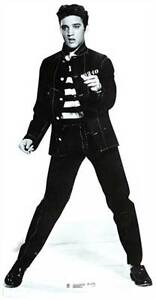 Elvis-Presley-Jailhouse-Rock-LIFESIZE-CARDBOARD-CUTOUT-standee-standup-The-King