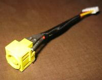 Ac Dc Power Jack Ibm Lenovo Thinkpad T60 T61 Z60m Z61m Socket Charge In Port