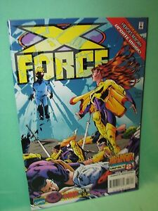 Cable and X-force #1 VF+ to NM Marvel Now 1st Print