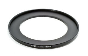Stepping Ring 77-105mm 77mm to 105mm Step Up Ring Stepping Rings 77mm-105mm