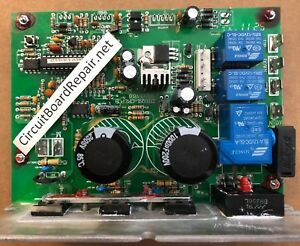 Details about REPAIR SERVICE - Smooth Fitness 5 65i Circuit Board - 565iS-81