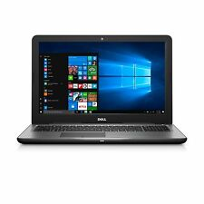 Dell Inspiron 15 5000 Laptop Core i7-7500U 16GB RAM 1TB HDD Touch Win10 AMD