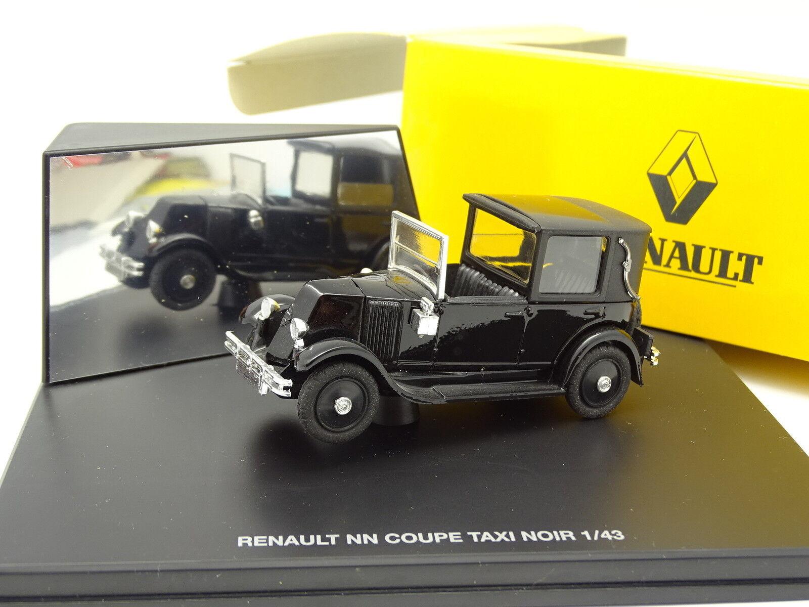 Eligor 1 43 - Renault NN Coupé Taxi Noir