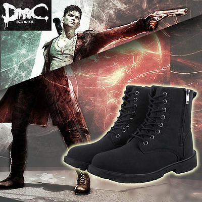Anime Devil May Cry Dante Alighieri Cosplay Shoes Boots