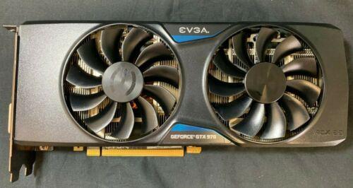 EVGA GeForce GTX 970 SSC ACX 2.0 4GB Graphics Card 04G-P4-3975-KR
