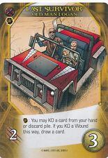 OLD MAN LOGAN WOLVERINE 2015 Upper Deck Marvel Legendary LAST SURVIVOR