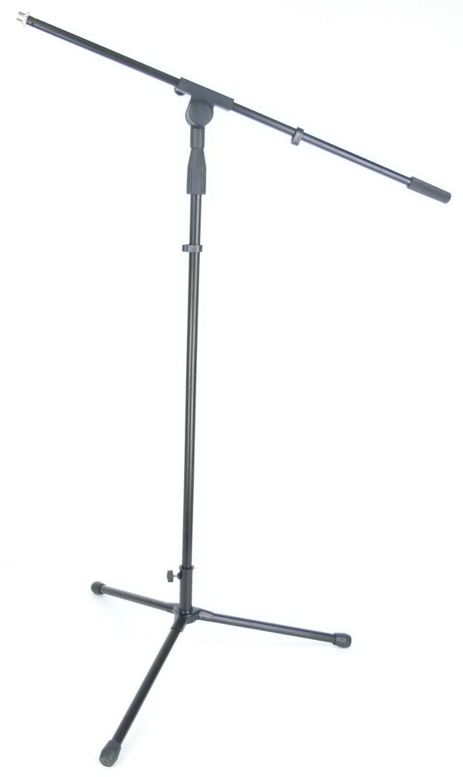 S22B MIC STAND MICROPHONE TRIPOD M. Gallows Arm Microphone Tripod Stand