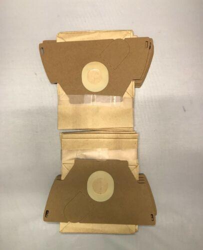 10 x poussière sacs pour Electrolux MONDO E44 E49 Z1100 Aspirateur radvac