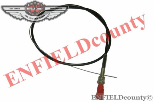 NEW COMPLETE CHOKE CABLE 35.5'' CONTROL SWITCH KNOB FORD TRACTORS ...