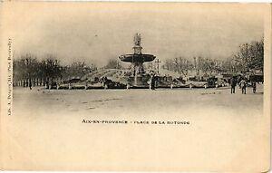 Cpa Aix En Provence-place De La Rotonde (188933) 3demmvm8-07215721-455011072