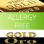 miniatura 6 - Flauto Traverso Oro Bianco 24 Carati Gold Edition, Chiusi Piegare GOLDWING