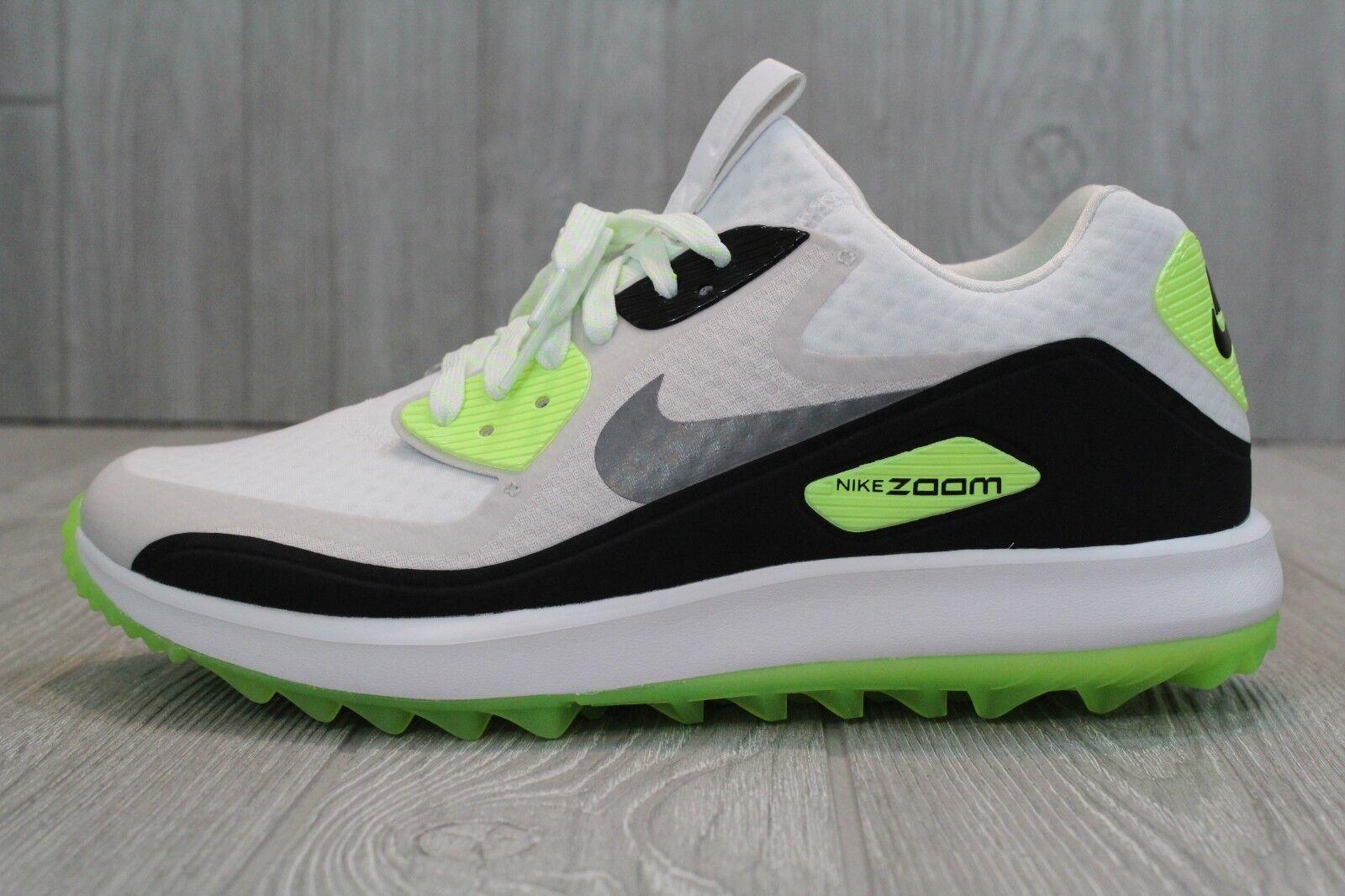 30 Air Nuovi Uomini Nike Air 30 Zum 90 E   Da Golf Verde Bianco 844569-102 Dimensioni 8 11 c3317a