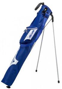 NEW-Golf-Carry-Club-Case-Tour-series-Stand-Bag-5-6-Clubs-5LJK172100-Mizuno-Navy
