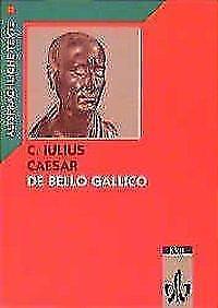 1 von 1 - De bello Gallico von C.Iulius Caesar Teil 1 Text / Erläut. 2. Aufl. (2010) KLETT