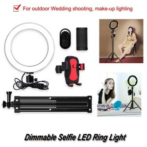 1-Unit-20CM-Dimmable-Selfie-LED-Ring-Light-with-Tripod-with-variable-1-5-meters