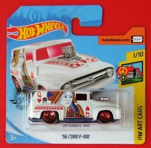 Hot-Wheels-2019-56-FORD-F-100-187-250-NEU-amp-OVP
