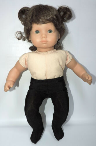 "Black or White Tights for 15/"" Bitty Baby® and Similar Size Dolls"