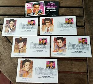 Elvis-Presley-Proof-Card-First-Edition-Stamps