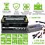Indexbild 1 - Lithium Batterie 12V 100Ah LiFePO4 Akku Bluetooth App BMS Solar Wohnmobil Boot